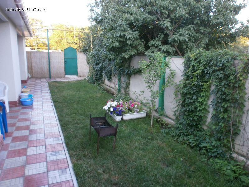 Фото оформления двора частного дома своими руками