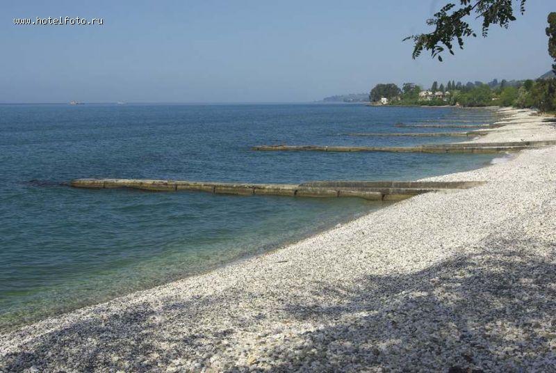 абхазия фото пляжей новый афон